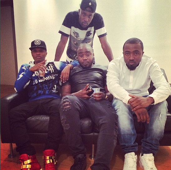 ice prince and wizkid - photo #4